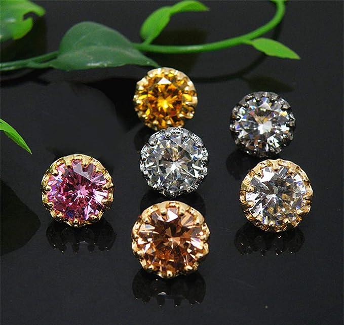 """/""""N//A/"""" Conjunto de Diamantes de Cristal de 12 Rejillas con Pinzas + bol/ígrafo"""