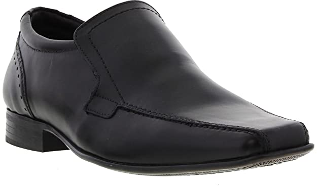 Mens Retro Shoes | Vintage Shoes & Boots Ikon Saxon Slip On Shoes £50.04 AT vintagedancer.com