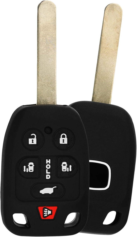 Car Key Fob Keyless Entry Remote fits 2004 2005 2006 Cadillac SRX Set of 2 USARemote 12223130-50