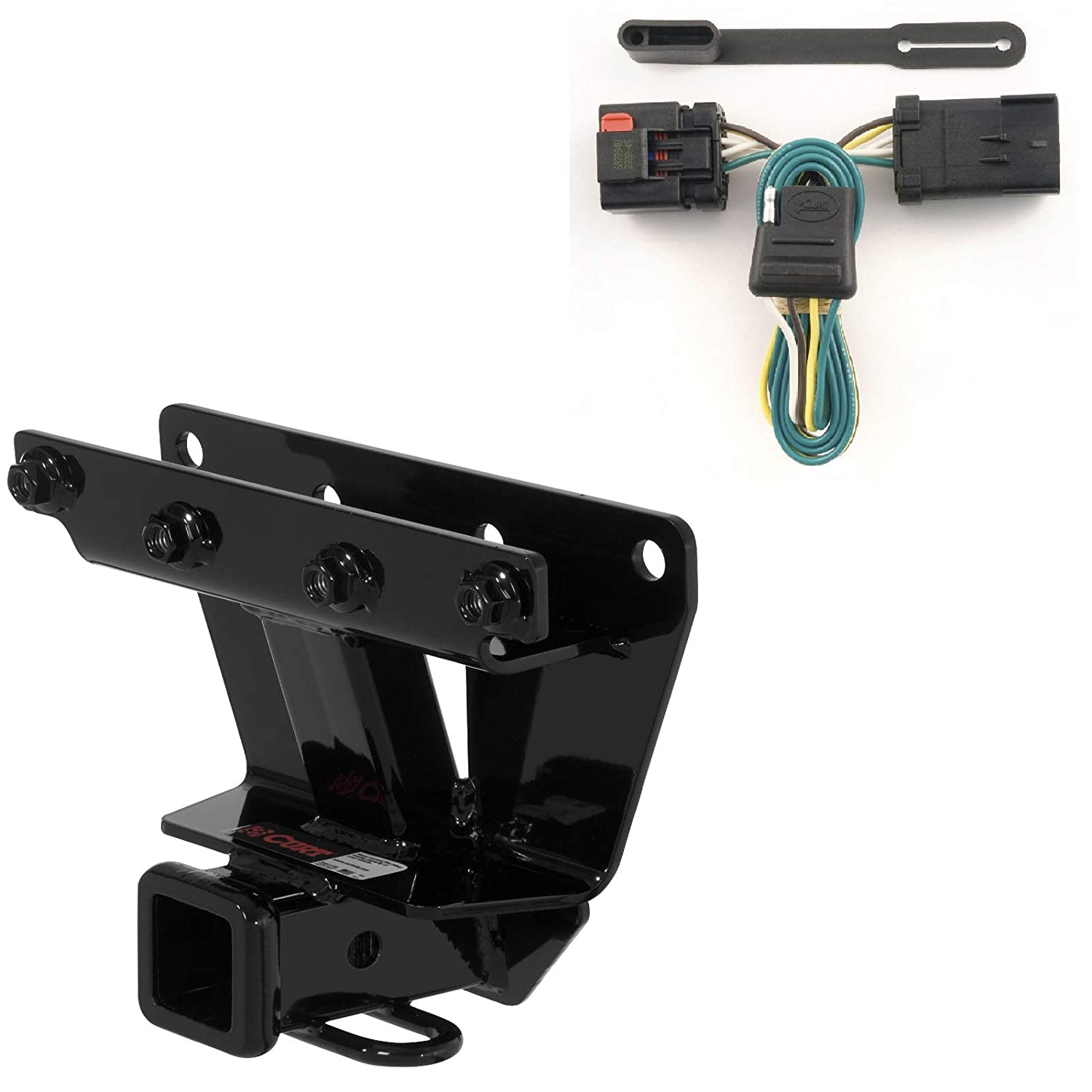 Jeep Trailer Hitch Wiring Harnes
