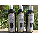 ORGANIC SHAMPOO INDIO HUICHOL PREVENTS HAIR LOSS 13.50 OZ (SET OF THREE)