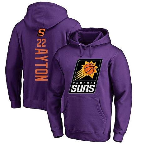 XH-Sport Ropa de Baloncesto, NBA Phoenix Suns # 22 Deandre ...