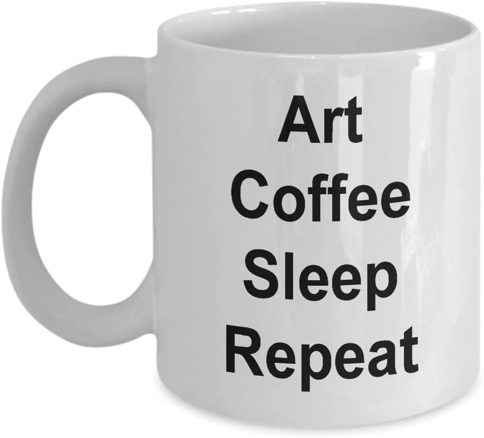 Amazon Com For Artists Who Sculpt Draw Sing Or Paint Best Gift Ideas For Talented Artists Aspiring Artist Gifts 11oz Coffee Mug Kitchen Dining