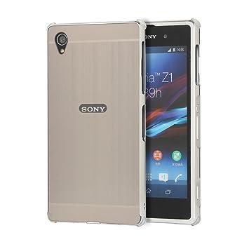 Carcasa Sony Xperia Z1 lujo espejo, - Funda para Sony Xperia ...