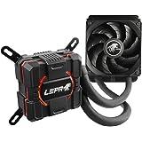 Lepa AquaChanger Ventilateur de Processeur Tout-en-un 120 mm Noir