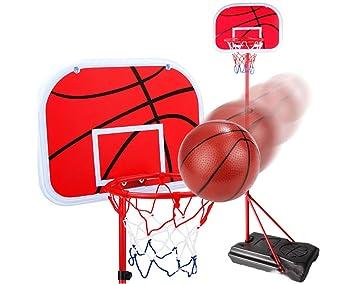 CXK-Basketball El Soporte de Baloncesto para niños se Puede Subir ...