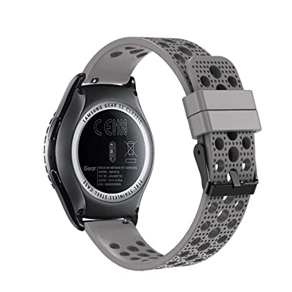 Fit-power - Correa de Repuesto para Reloj Inteligente Samsung Gear ...