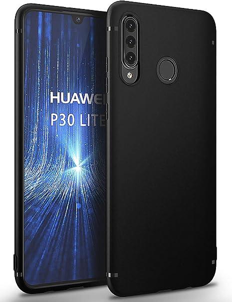 BENNALD Funda Huawei P30 Lite, TPU Silicona Fundas para Huawei P30 ...