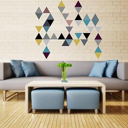High Quality Rumas DIY Wall Stickers Set   45 Sheets, 3u0027u0027 X 4u0027u0027