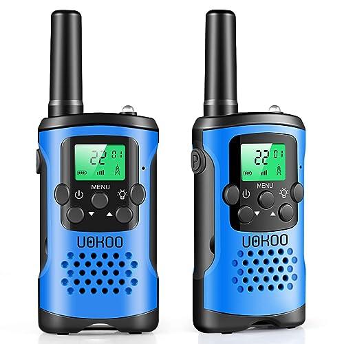UOKOO walkie talkies for Kids review