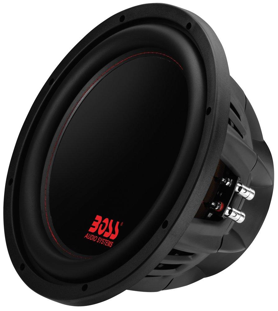 BOSS Audio P129DC 2600 Watt, 12 Inch, Dual 4 Ohm Voice Coil Car Subwoofer