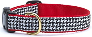 product image for Up Country Houndstooth Pattern Dog Collars and Leashes