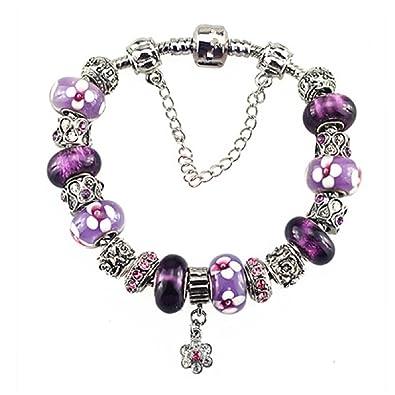 White Birch Charm Bracelets with Charms for Pandora Bracelets for ...