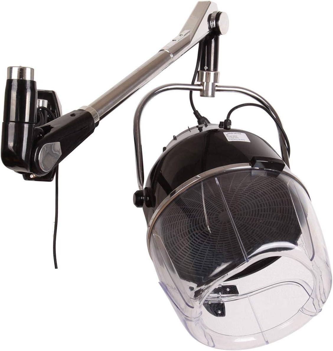 Ridgeyard Mounted Hair Dryer - hooded hair dryers for home
