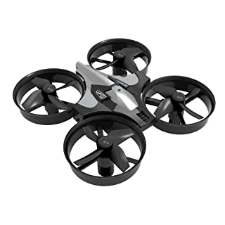 Sunnywill Mini 2.4G 4CH 6Axis Gyro Headless Altitude Hold LED Telecomando RC Quadcopter