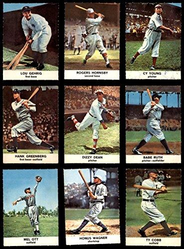 1961 Golden Press Baseball Complete Set (Baseball Set) De...