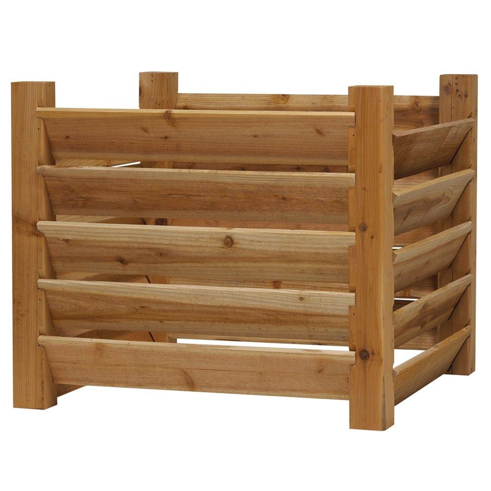 32 in. Cedar Compost Bin