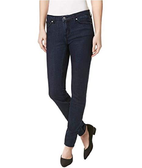 Amazon.com  Buffalo Womens Skinny Mid-Rise Jeans 53f40de374