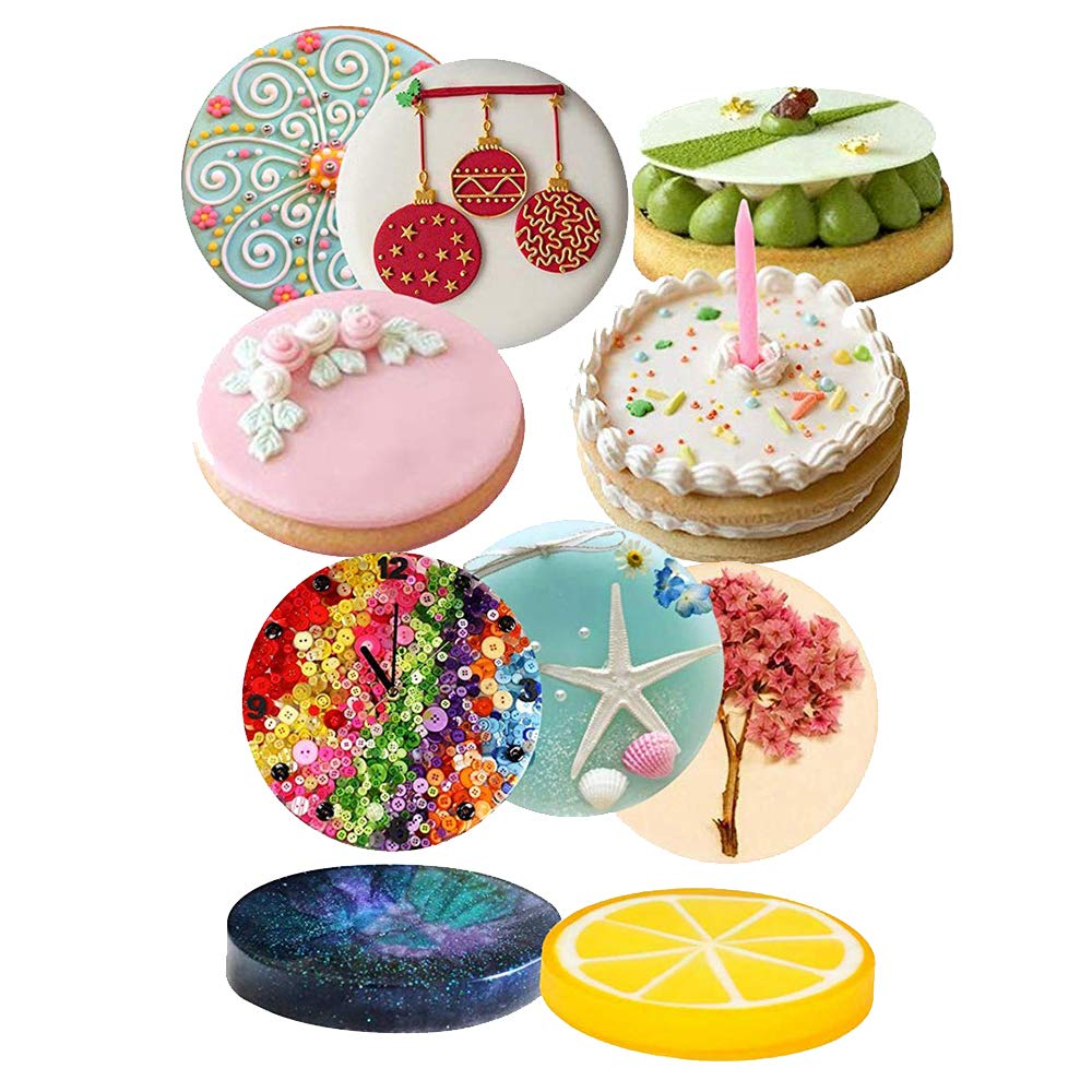 Cookie Silicone Chocolate Molds For Soap Making Soap Molds Soap Mold Silicone Baking Mold Set For Jelly Pudding