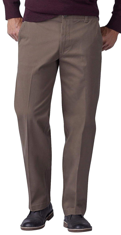 LEE Mens Performance Series Extreme Comfort Khaki Pant Lee Men/'s Sportswear 42735