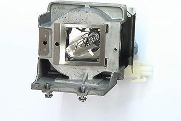 Benq 5J.J6L05.001 - Lámpara para proyector Benq MS517/MX518/MW519 ...
