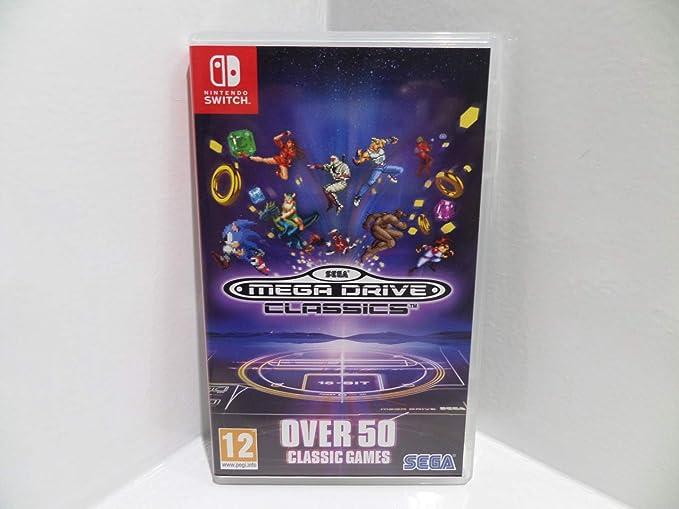 Oferta amazon: SEGA Mega Drive Classics - Nintendo Switch - Nintendo Switch [Importación inglesa]