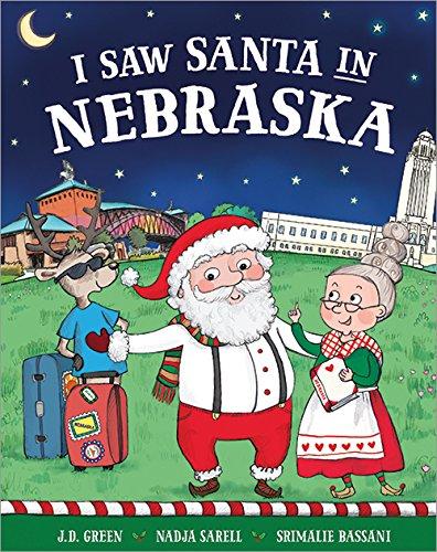 - I Saw Santa in Nebraska