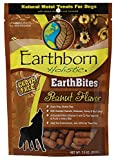Earthborn Holistic Earthbites Peanut Flavor Grain Free Moist Dog Treats, 7.5 oz Review