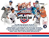 2018 TOPPS OPENING DAY - COMPLETE 200 CARD SET
