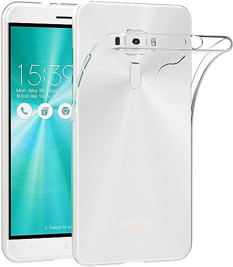 AICEK Funda ASUS ZenFone 3 ZE552KL, ASUS ZenFone 3 Funda ...