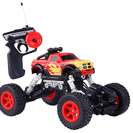 f272dc124c2 Amazon.com  Hisoul RC Car Toys for Kids Age 8 1 22 2.4GHZ 4WD Radio ...