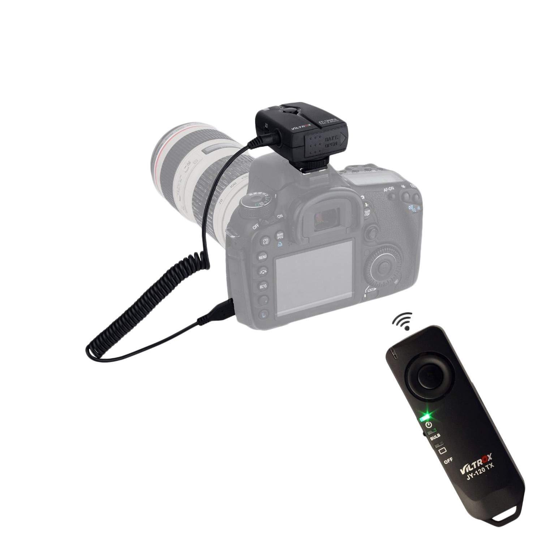 VILTROX JY-120-S2 - Receptor de Disparador Remoto inalámbrico para ...