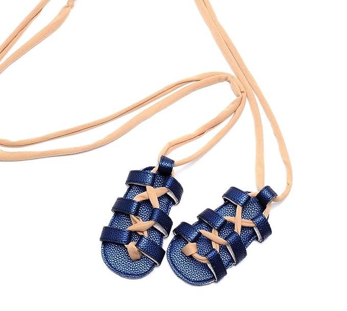 Zapatos de bebé verano ❤ Amlaiworld Sandalias recién nacidas del vendaje del bebé niña infantil Zapatillas calzado Zapatos de vestir Zapatos Princesa ...