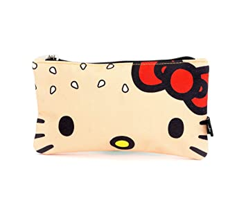 1b022e40d Amazon.com: Hello Kitty Pen Pouch: Hamburger: Beauty