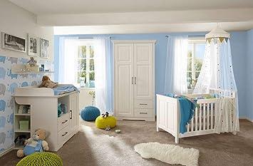 Froschkönig24 Scala Babyzimmer Komplettset Kinderzimmer Set