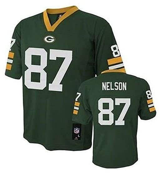 Image Unavailable. Image not available for. Color  Jordy Nelson Green Bay  Packers NFL Youth ... 995e13b94