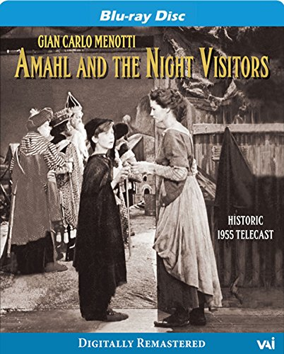 Amahl & The Night Visitors [Blu-ray]