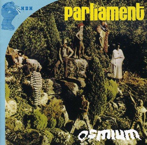 CD : Parliament - Osmium (Bonus Tracks)