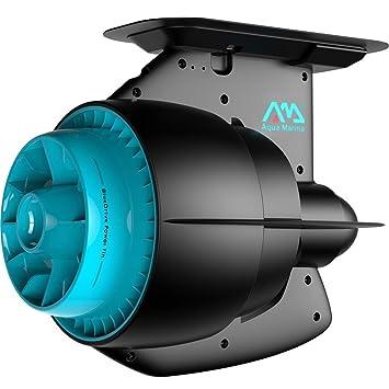Festnight Motor Electrico Especial para Kayak o Tablas de Sup,con Brazalete Impermeable,240 W: Amazon.es: Jardín