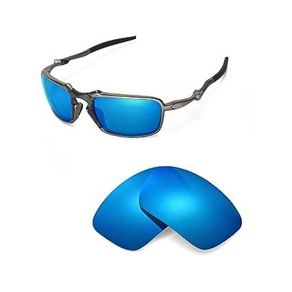 9c9e911168 walleva lentes de repuesto para Oakley Batwolf anteojos de sol - Múltiples  opciones disponibles