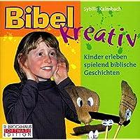 Bibel kreativ. CD-ROM für Windows 95 oder höher. Kinder erleben spielend biblische Geschichten.