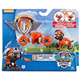 rescue pack - Paw Patrol, Air Rescue Zuma, Pup Pack & Badge