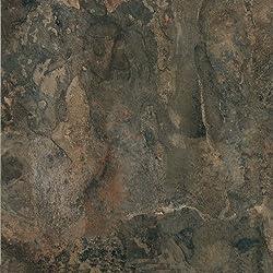 Achim Home Furnishings FTVMA44820 Nexus 12-Inch Vinyl Tile, Dark Slate Marble, 20-Pack