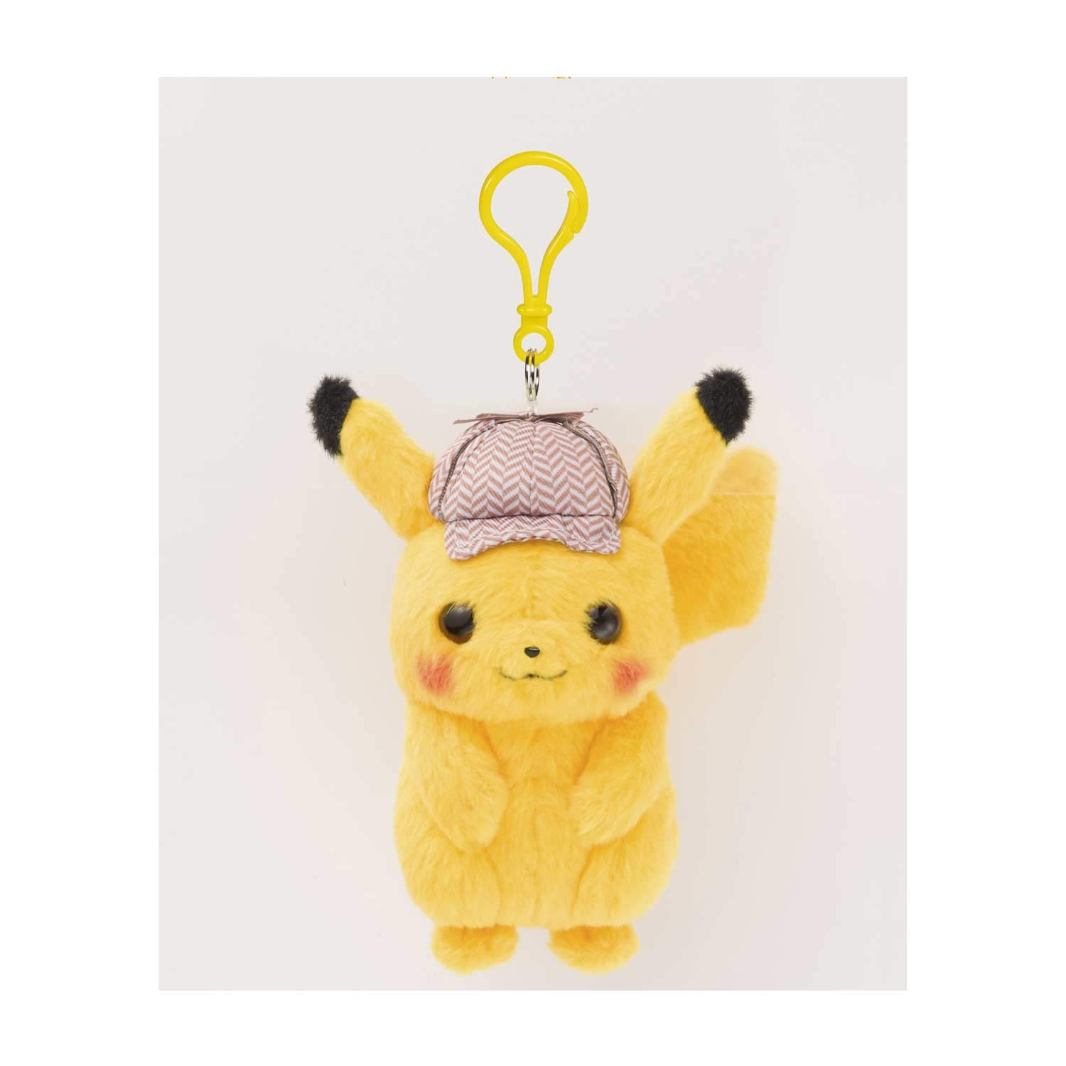 POKÉMON Detective Pikachu Plush Key Chain by Pokemon