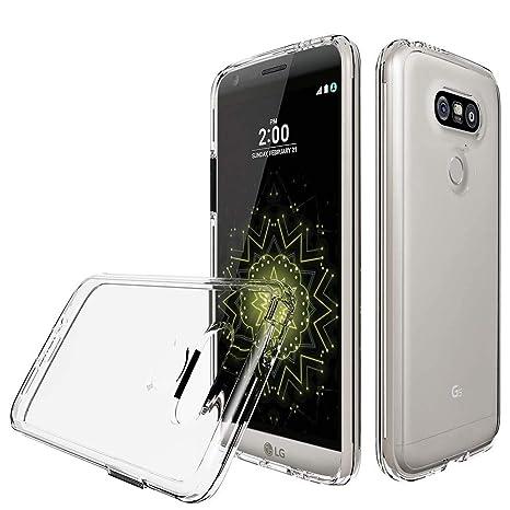 XCYYOO Funda LG G5, Carcasa LG G5 Absorcion de Choque Cojín ...