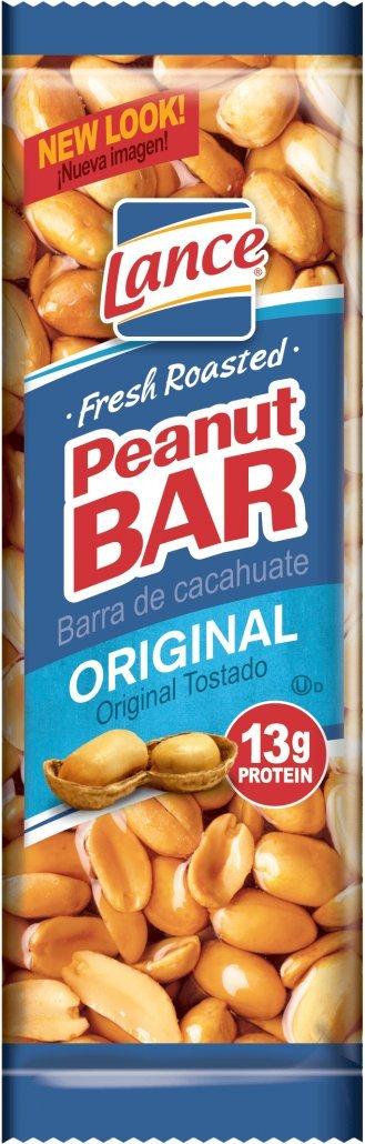 Lance Peanut Bar, 2.20 Ounce (Pack of 126)