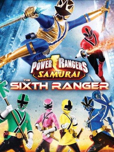 Amazon Com Power Rangers Samurai The Sixth Ranger Vol 4