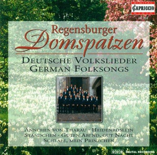 German Folk Songs (Songs German Folk)