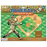 eeBoo Baseball Magnetic Road Trip Board Game for kids