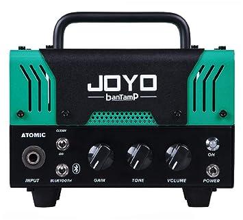Joyo Atomic - Amplificador probado para guitarra eléctrica de 20 W ...